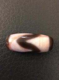 虎牙硃砂天珠