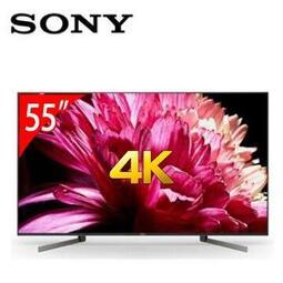 [龍龍3C] 索尼 Sony 55吋 4K HDR Android 智慧連網 液晶電視 KD-55X9500G