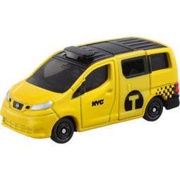 竹北kiwi玩具屋_TOMICA NO.27 NISSAN NV200 TAXI 紐約計程車_09602304