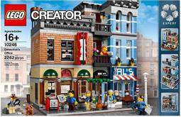 【 BIT 】LEGO 樂高 10246 偵探社