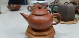 《就是愛壺》早期荊溪惠孟臣製老朱泥水平壺 保存完整品相優