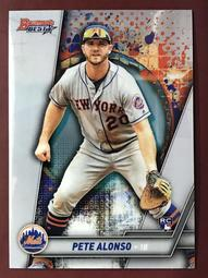 2019 Bowman's Best #32 Pete Alonso RC 大都會隊 新人卡
