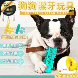現貨!護齒漏食玩具|狗狗潔牙神器 狗玩具 寵物玩具 寵物牙刷 寵物潔牙 潔牙玩具 耐咬耐啃 啃咬玩具|HAPA73