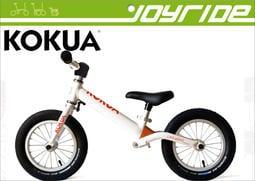 [幼兒專用]德國品牌KOKUA JUMPER 限量白色 幼兒/ 滑步車/ 平衡車/ Balance Bike