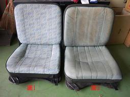 售座椅(副駕座)~三菱~中華威利