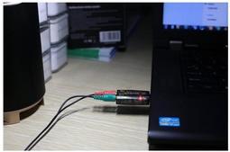 97【辛迪酷G】全新水晶透明迷妳USB3D音效卡(隨插即用).維修/升級最方便PC/NB都適用.熱賣中
