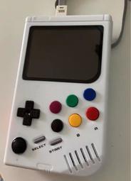 樹莓派3B掌機 GAMEBOY改裝機 手工訂製款 懷舊掌機 日光寶盒 月光寶盒 PSP多功能模擬器