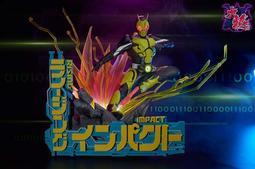 『胖虎館』預購 2020年 第三季 大將工業 假面騎士零一 ZERO ONE 1/4 第一彈 蝗蟲 GK 雕像 完成品