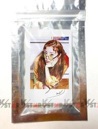【K-Star】MAMAMOO Wheein 輝人 印刷簽名LOMO相片組(B) 一組20張 張張不同