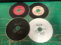 4片合售 二手裸片CD 王菲 阿菲正傳 3CD+DVD <Z33>