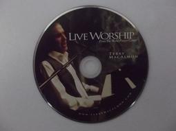 基督教敬拜音樂terry macalmon live worship cd送hillsong專輯 送森森購物折價券700