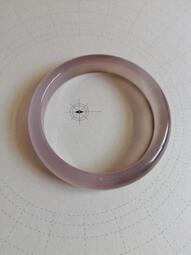 瑪瑙手鐲  平安鐲  扁口鐲  圈口55.5