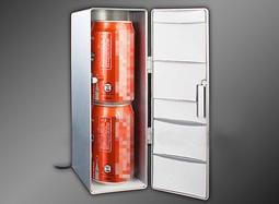 【思思科技】60台灣保固冷熱兩用 usb小冰箱 大號冰箱 迷你USB冰箱 保冷/保熱 冬夏季可用