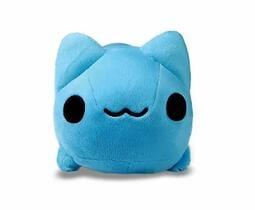 [貓貓蟲-咖波] 咖波 毛茸茸 絨毛娃娃