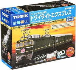 (現貨)TOMIX 90172 入門套裝組 JR EF81・24系