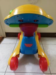 <新竹荷蘭村二手嬰幼兒部>益智幼兒玩具車隨便賣