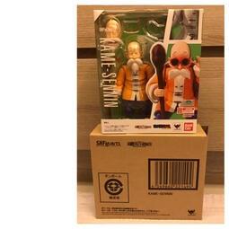 代理版 BANDAI SHF S.H.Figuarts 魂商店 可動 完成品 七龍珠 龜仙人 武天老師 附輸送盒