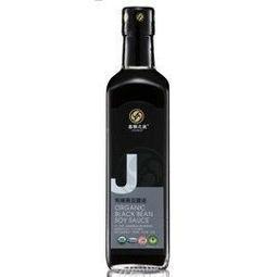 喜樂之泉 有機黑豆醬油 (自然發酵)
