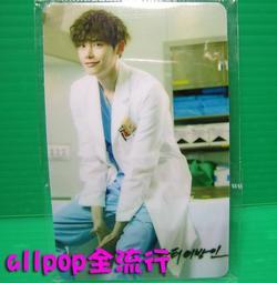 ★allpop★ 李鍾碩 [ 精美 卡貼 ] A款 現貨 絕版 韓國進口 萬用貼 悠遊卡貼 聽見你的聲音