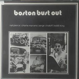 【張大韜黑膠】英版爵士合輯-Hep/HEP 13/Boston Bust Out/查理馬利亞諾,薩克斯風/納皮亞斯,鋼琴