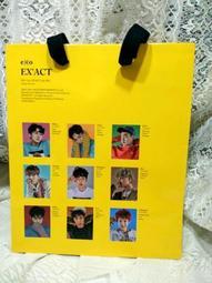 韓國EXO周邊購物袋手提袋