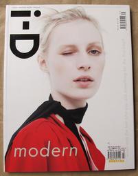 英國流行文化雜誌 i-D 夏季號 2014 : THE NEW ISSUE