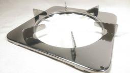 加厚型不銹鋼瓦斯爐架2入(鍋用+鼎用)~瓦斯爐架 方型爐架《八八八e網購