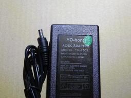 [自有LOGO館]6個月保固 AC110/220V轉DC 15V3A 變壓器 電源供應器 適配器 帶指示燈