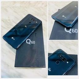 🌈請勿盜圖🌈二手機 LG Q60(6.26吋 64GB 雙卡雙待)