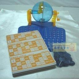 麗嬰兒童玩具館~新春年夜團圓夜必備-手動式手搖樂透開獎機-可玩賓果好運到