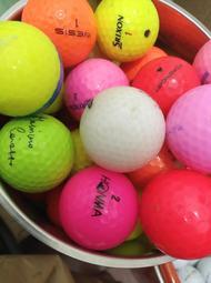 高爾夫彩球 二手  買10顆送1顆