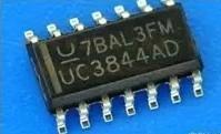 [二手拆機][含稅]電流模式PWM控制器UC3844AD UC3844BD UC3844BDG SOP14