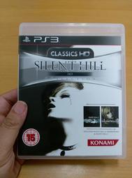 PS3 遊戲 沉默之丘 HD 2&3 合輯 Silent Hill 英文版 (血腥暴力刪減)