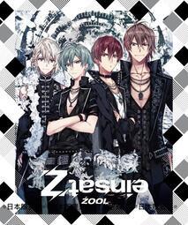 ◎日本販賣通◎(預購) IDOLiSH7 偶像星願 ZOOL 1st專輯「einsatZ」豪華盤*11/25發售!