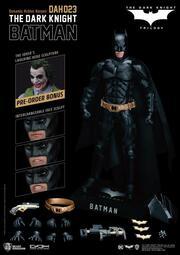 【蛋太郎】預定第三季(免運免定金) 野獸國 DAH-023 黑暗騎士 蝙蝠俠 可動完成品