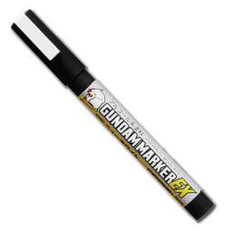 (大鳥叔叔模型)日本郡氏 GUNZE  XGM01 鋼彈專用鋼彈麥克筆 [白色]遮蓋力增強