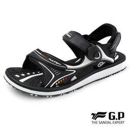 小市民倉庫-寄超商免運-GP涼鞋-GP-阿亮代言-新款-休閒兩用涼拖鞋-可拆卸式後帶-一鞋兩穿-G8666BW-10