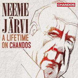 尼米.賈維在Chandos作品精華(25CD) Neeme Jarvi / A Lifetime on Chandos