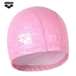 (代訂) 2018新款 ARENA 2WAY 雙層合成 矽膠泳帽 (粉紅色) (ARN-6407)