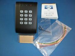 ST-625(送磁扣五顆)全新 Mifare讀卡機 門禁管制 出租套房 辦公室