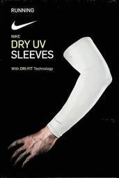"""""""爾東體育"""" NIKE 臂套 NRS66107SM AC3397-107 抗UV 運動袖套 籃球袖套 手臂套 運動臂套"""