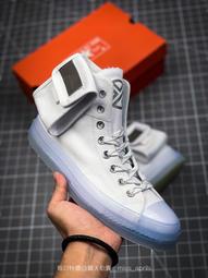 加州途銳--匡威 口袋 白 Converse x 張藝興Lay Zhang Chuck 70 男女板鞋 運動鞋 休閒鞋