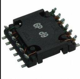 ZCYS51R5-M6PT-01共模濾波器 車載電源線 專用共模線圈6p