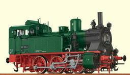 BRAWA 40516 tank locomotive DR89 0-6-0