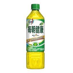 💖御茶園 每朝健康/雙纖綠茶650ml *24入(宅配免運)💖