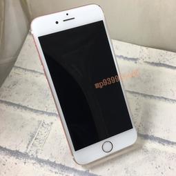 現貨出清中!蘋果 Apple iPhone 6s  64GB A1688 玫瑰金 零件 殺肉 料件 AP988/933