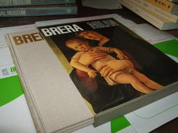 老殘二手書 典藏版 世界美術館全集 14 布列拉美術館