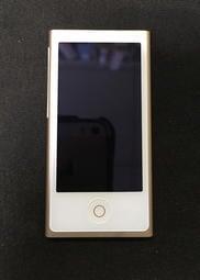 九成五新 iPod nano7 16G 金色