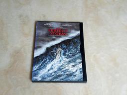 [ 天搖地動 The Perfect Storm ] DVD  喬治克隆尼  主演