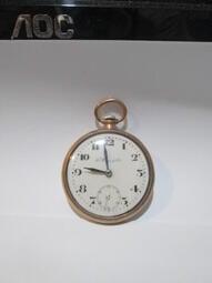 古董懷錶K金